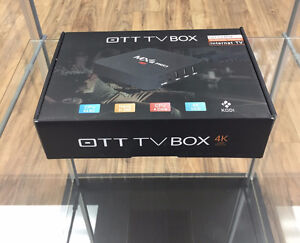 ANDROID TV BOXES - Stream Unlimited Movies/TV Shows