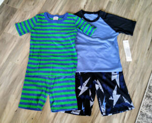 Boys Sleep Set (Hanna Andersson and Gapkids) Size 12