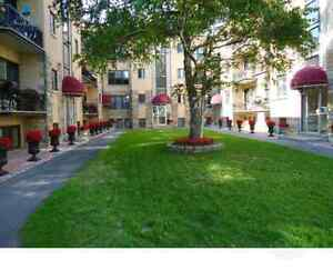 2 bedroom apartment Lachine waterfront