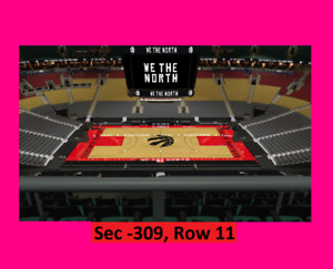 #Raptors Tickets v PHILADELPHIA 76ERS:Oct-30.Amazing View.Cheap#