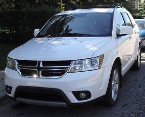 2012 Dodge Journey Crew SUV, Crossover