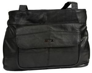 Black Organiser Handbags