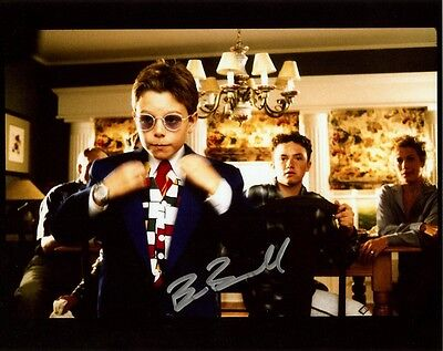 Brian Bonsall In Person Signed Photo   Blank Check