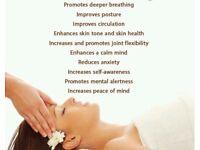 Professional Massage Treatment in Reading -Swedish or Aromatherapy