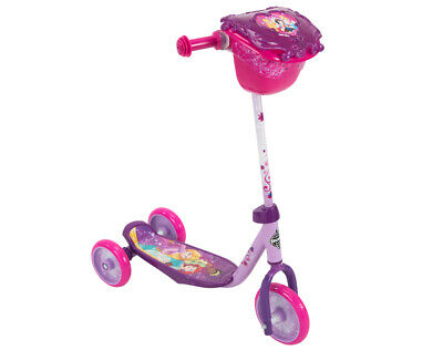 Huffy Disney Princess Scooter, 3-Wheel Pink NEW Disney Princess 3 Wheel Scooter