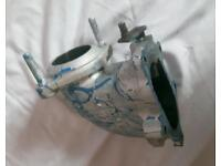 T3 turbo elbow . Rs turbo S1 ford escort turbo parts