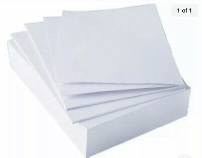 Multi-use Copy Paper 92 Bright 20lb 11 X 17 Premium White 500 Sheets 1 Ream