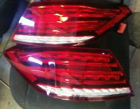 Mercedes e class rear lights