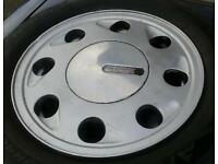 Genuine vw volkswagen teardrop tear drop alloy wheels