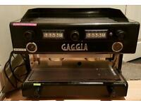Gaggia D90 Commercial Coffee Machine
