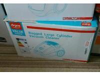 **new** Argos bagged large vacuum