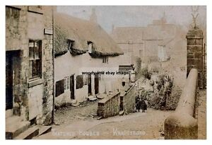 rp14441 - Thatched House , Knaresborough , Yorkshire - photo 6x4