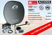 Access Antennas Portable Satellite VAST TV Kit for caravan Osborne Park Stirling Area Preview
