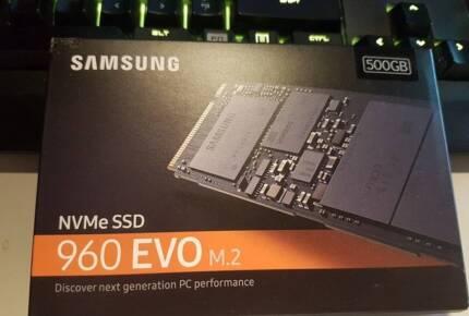 Samsung 960 EVO 500GB M.2 SSD