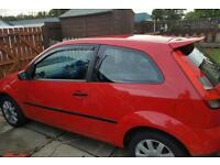 Ford fiesta finesse 1.25 will sell or swap for road legal quad or road legal 125cc bike