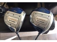 Donnay Slammer II Golf Drivers Graphite Shaft