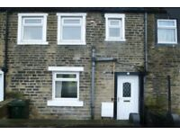 2 Bedroom Cottage Terrace House For Rent / To Let Bradford BD7 DSS Welcome