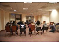 actEnglish Introduction Workshop – Learn English through drama!