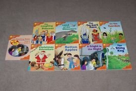 OXFORD READING TREE Books Stage 6 x8