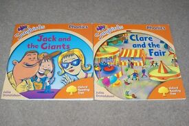 OXFORD READING TREE Songbirds Books Stage 6 x2