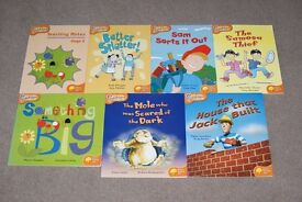 OXFORD READING TREE Snapdragons Books Stage 6 x6