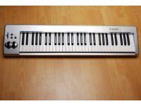 M-Audio Keystation 61ES USB Midi Keyboard