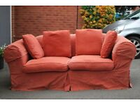 Free sofa, must be collected from Honiton asap