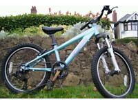 Carrera Luna 20 Serviced Ready to Ride Safely Girls Aluminium MTB Mountain Bike
