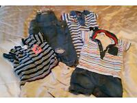 6-9 month boy clothes big bundle going cheap