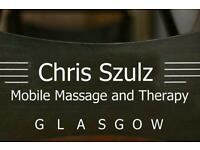 Mobile Massage & Therapy Monday offer £30 for 60min