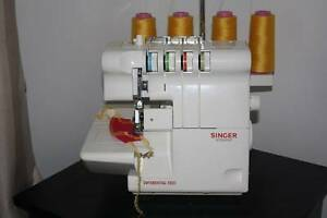 Singer overlocker fully serviced Carseldine Brisbane North East Preview
