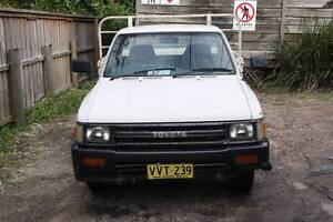 1989 Toyota Hilux Other Bulahdelah Great Lakes Area Preview
