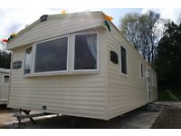 2015 ABI Horizon . 3 bed , Sited at Rosneath Castle , near Helensburgh .West of Scotland.