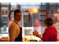 Assistant Manager for a High Class Caffe in Soho