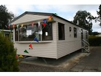 Willerby Rio . 2 bedroomed home at Rosneath Castle Park , 1 hour from Glasgow near Helensburgh.
