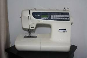 Brother Super ACE11 computer sewing Carseldine Brisbane North East Preview