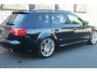 Audi A4 S-line Avant Estate Special Edition B7 170bhp Fully Loaded (A3 A4 A5 A6 Merc BMW)