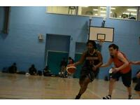 FREE BASKETBALL SESSIONS FOR LADIES