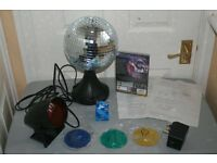 Disco ball set - Collectors item from Woolworths