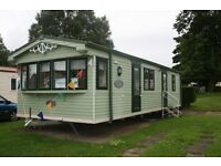 Willerby Granada DG/CH at Rosneath 5 star park one hour from Glasgow.