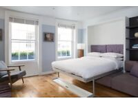 Stunning studio flat to rent in London's West End