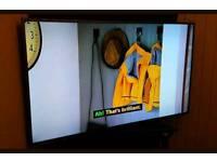 "55"" SAMSUNG UE55JU6800 SMART 4K FREEVIEW HD NANO CRYSTAL LED TV"