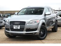 **LEFT HAND DRIVE**AUDI Q7 S LINE 7 SEATER