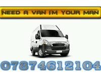 MAN WITH A VAN REMOVAL SERVICES