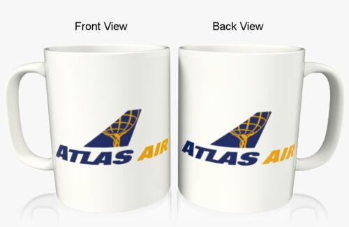 Atlas Air Coffee Mug