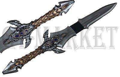 Larp Schwert von Lothar - Polsterwaffe - Schaumstoffschwert - World of Warcraft