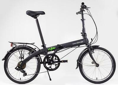 Dahon Vybe D 7 speed,Black, 2020 Authorized Dealer 92-0-16