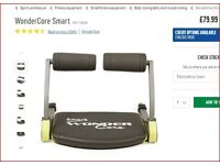 Smart Wonder Core 6-in-1 Ab Sculpting System.