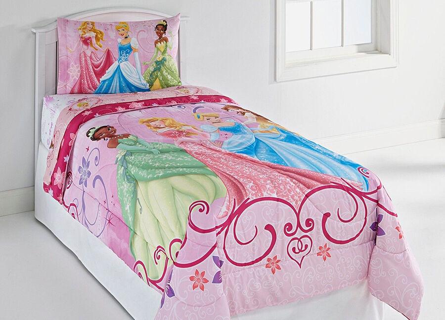 Disney Princess Bedding Buying Guide