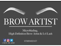 microblading Hd Brows LvL Lashes